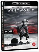 [4K 블루레이] 웨스트월드 시즌2 : 한정 수량 (6disc: 4K UHD + BD)