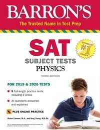 SAT Subject Test Physics with Online Test (Paperback, 3)
