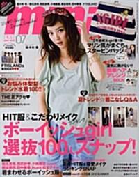 mini (ミニ) 2012年 07月號 [雜誌] (月刊, 雜誌)