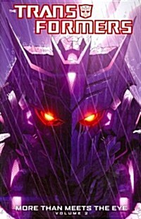 The Transformers: More Than Meets the Eye, Volume 2 (Paperback)