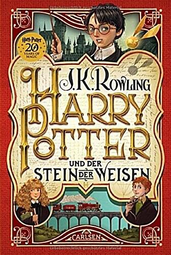 Harry Potter und der Stein der Weisen (Harry Potter 1) (Hardcover)