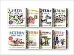 My Favourite Fairy Tales & Nursery Rhymes (8 Board Books)