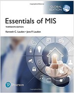 Essentials of MIS, Global Edition (Paperback, 13 ed)
