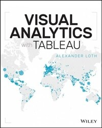 Visual Analytics with Tableau (Paperback)