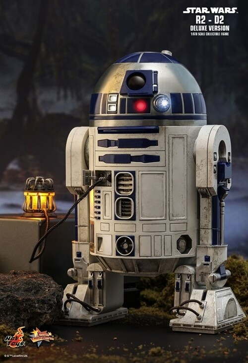 [Hot Toys] 스타워즈 R2-D2 디럭스 ver. MMS511 - 1/6th scale R2-D2 Deluxe Version