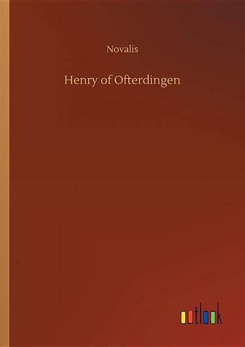 Henry of Ofterdingen (Paperback)