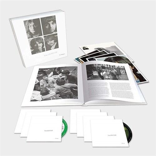 [수입] The Beatles (White Album) [50th ANNIVERSARY SUPER DELUXE EDITION] [6CD+BDA]