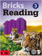Bricks Reading 100 (3) (Student Book + Workbook + CD + QR)
