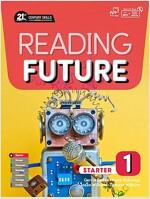 Reading Future Starter 1 (Student Book, Workbook, MP3 CD including Class B)