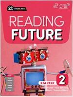 Reading Future Starter 2 (Student Book, Workbook, MP3 CD including Class B)