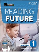 Reading Future Discover 1 (Student Book, Workbook, MP3 CD including Class B)