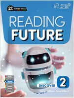 Reading Future Discover 2 (Student Book, Workbook, MP3 CD including Class B)
