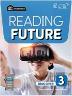 Reading Future Discover 3 (Student Book, Workbook, MP3 CD including Class B)