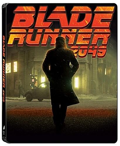 [블루레이] 블레이드 러너 2049 : 스틸북 한정판 (2disc: BD+보너스BD)