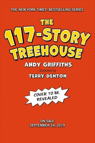 The 117-Story Treehouse: Dots, Plots & Daring Escapes! (Hardcover)