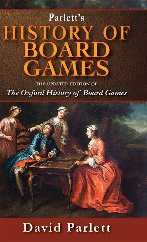 Oxford History of Board Games (Hardcover, Reprint; Revise)