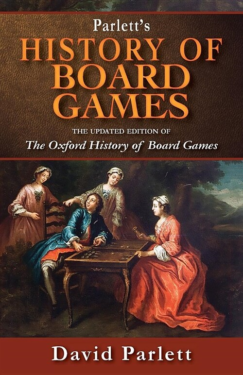 Oxford History of Board Games (Paperback, Reprint; Revise)