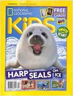 National Geographic Kids (월간 미국판): 2018년 12/01월호
