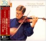 [수입] 바흐 : 무반주 바이올린 소나타 파르티타 (2UHQCD)