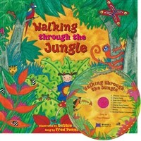노부영 Walking Through the Jungle (Paperback + CD)