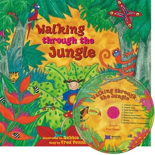 노부영 Walking Through the Jungle (Paperback + CD)