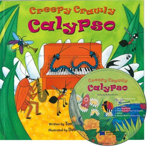 노부영 Creepy Crawly Calypso