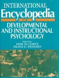 International encyclopedia of developmental and instructional psychology 1st ed