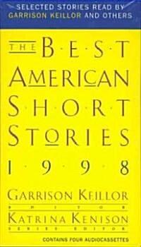 The Best American Short Shories (Audio Cassette, 1998)