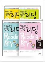 [세트] 미국교과서 읽는 리딩 Preschool Plus 1~4  예비과정 플러스 (Student Book + Workbook + Audio CD) 세트 - 전4권