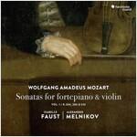 [수입] 모차르트 : 바이올린 소나타 1집
