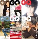 지큐 GQ Korea 2018.12 (표지 6종 중 1종 랜덤)