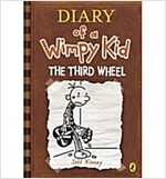 The Third Wheel. by Jeff Kinney (Hardcover)