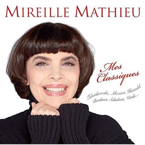 [수입] Mireille Mathieu - Mes Classiques [2LP] [DOUBLE VINYL]