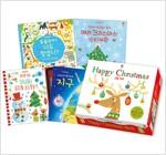 어스본 해피 크리스마스 선물세트 - 전4권