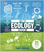 The Ecology Book : Big Ideas Simply Explained (Hardcover)