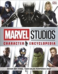 Marvel Studios Character Encyclopedia (Hardcover)