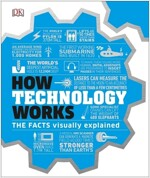 How Technology Works : The facts visually explained (Hardcover)