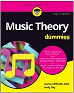 Music Theory for Dummies (Paperback, 4)