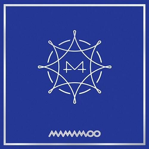 마마무 - 미니 8집 BLUE;S