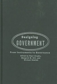 Designing government : from instruments to governance