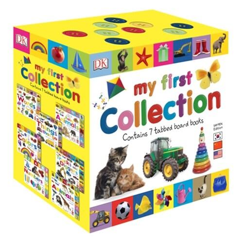 2018년판 우리 아이 첫 영어사전 DK My Collection 세트 - 전7권 (세이펜 기능 적용, 세이펜 미포함)