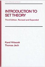 Introduction to Set Theory, Revised and Expanded (Hardcover, 3, Rev and Expande)