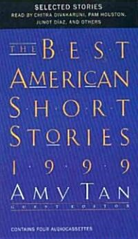 The Best American Short Stories, 1999 (Cassette, Unabridged)