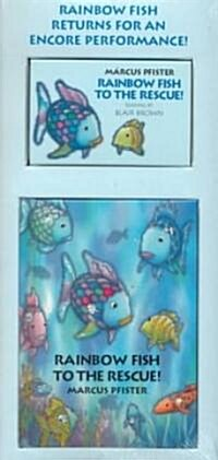 The Rainbow Fish to the Rescue (Hardcover, Cassette)