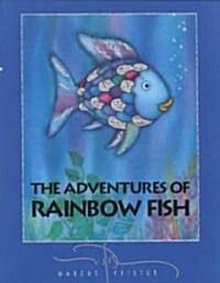 The Adventures of Rainbow Fish (Hardcover, SLP)