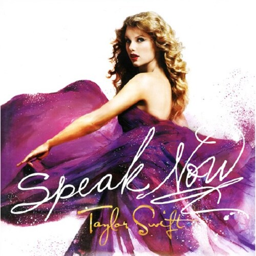 [수입] Taylor Swift - Speak Now [Black Friday][Gatefold Cover][180g][Smoke 2LP]