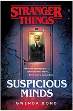 Stranger Things: Suspicious Minds (Paperback)