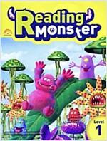 Reading Monster 1 Pack (SB+WB)