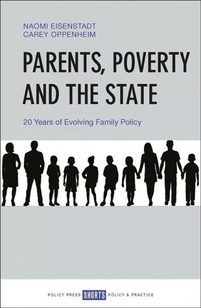 Parents, Poverty and the State : 20 Years of Evolving Family Policy (Paperback)