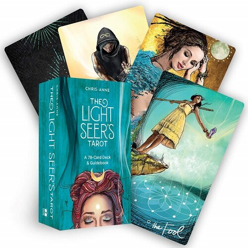 Light Seers Tarot: A 78-Card Deck & Guidebook (Cards)